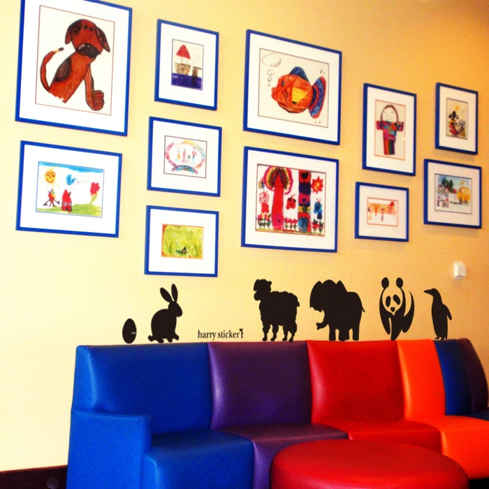 wallsticker Kids Wallpaper interior Design