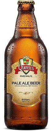 Queen's Pale Ale Beer