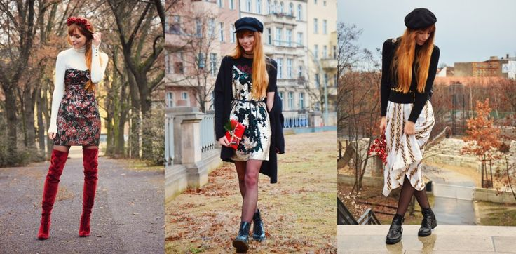 My glitzy, velvety, festive outfits for all 3 Christmas dinners  #Berlin  #Blog #Christmas #newpost #Dress #Fashion #FashionBlogger #Fashionblogger #Grunge #Kleiderkreisel #Modeblog #OOTD #OutfitInspiration #Outfits #Party #Retro #Sequins #Streetstyle #Vintage