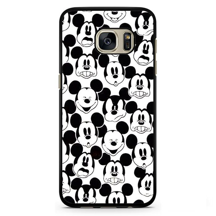 Mickey Mouse Wallpaper Samsung Phonecase For Samsung Galaxy S3 Samsung Galaxy S4 Samsung Galaxy S5 Samsung Galaxy S6 Samsung Galaxy S7