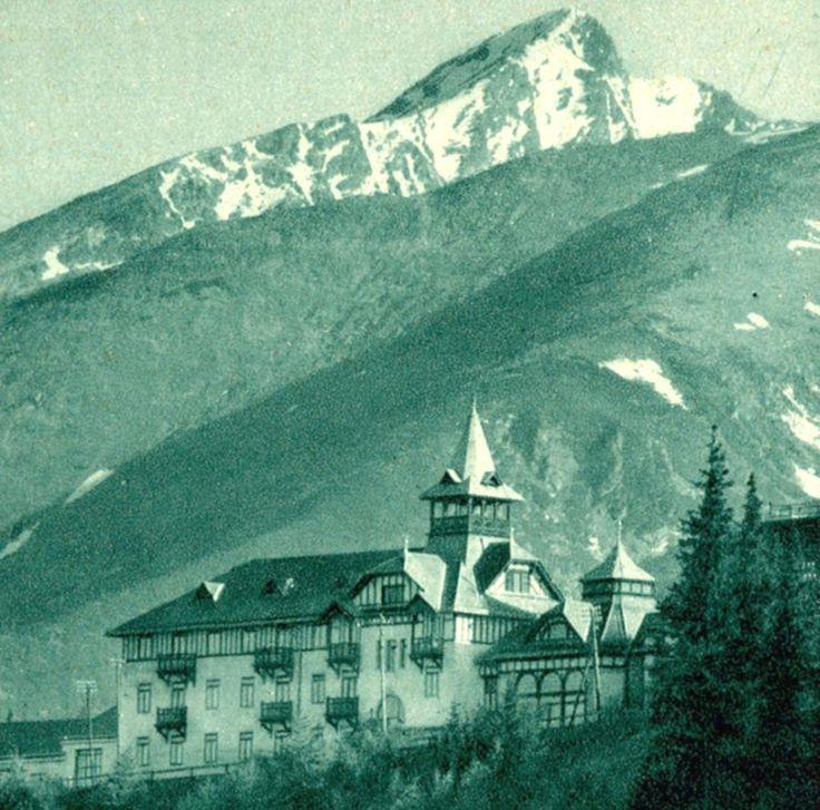 Z ruiny sa stal najluxusnejší hotel Tatier