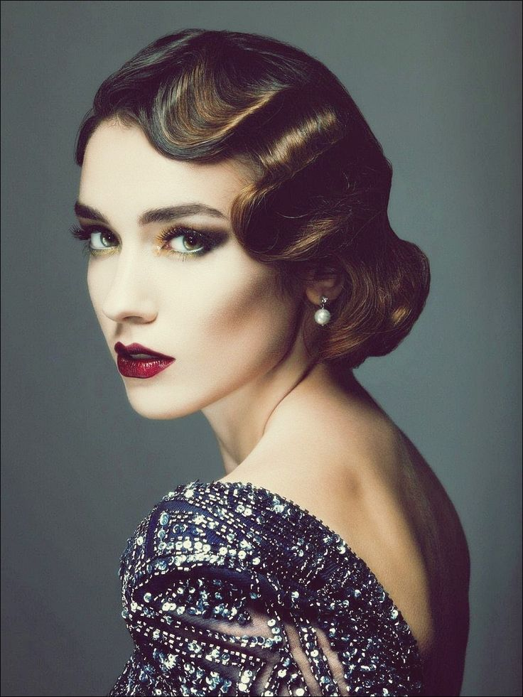 35 Classic and timeless hairstyles of the 20s for women