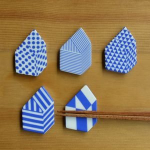 箸置き(Japanese chopstick rest) porcelain