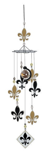 A large variety of Fleur De Lis and New Orleans Saints Jewelry and Merchandise