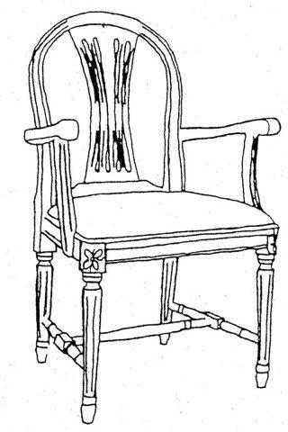 Armchair - Axet