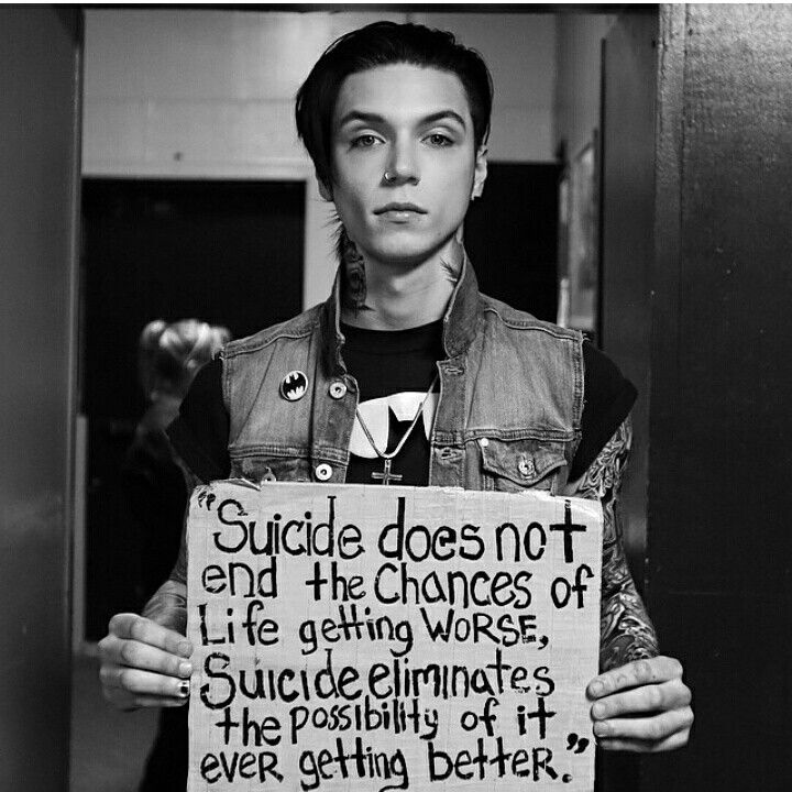 Emo Quotes About Suicide: 716 Best Black Veil Brides Images On Pinterest