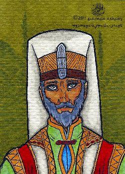 janissaire ottoman, un des soldats d'élite du sultan