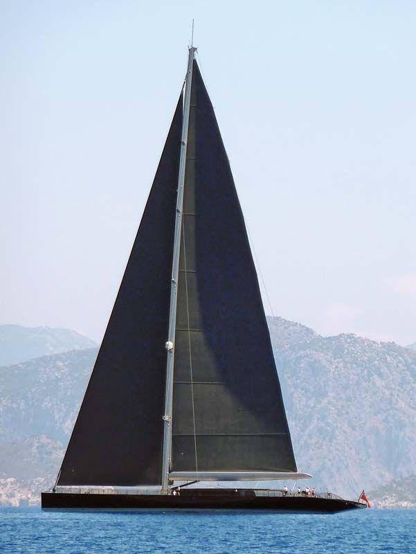 Aglaia Super Sailing Yacht #boating #yacht #sailing #sailboat #luxury #fishing