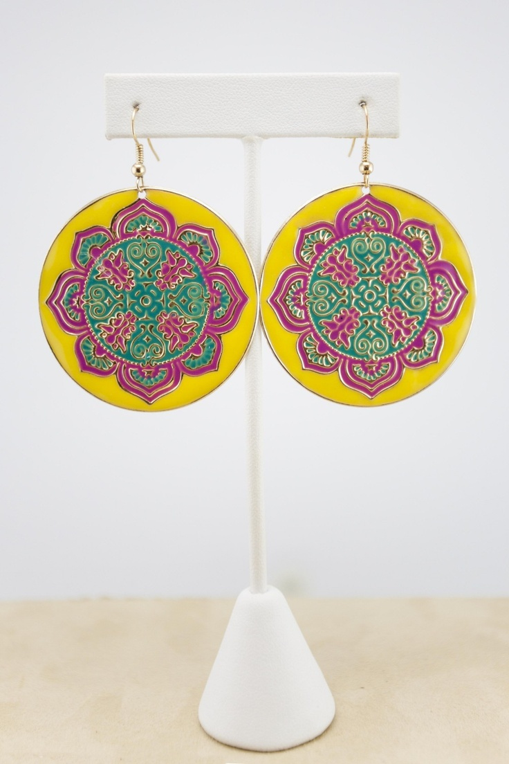 Dressing Your Truth - Type 1 Color Fest Earrings