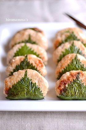 鶏ひき肉の大葉ハンバーグ by HIROマンマ [クックパッド] 簡単おいしいみんなのレシピが215万品