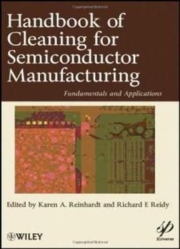 Best 25 semiconductor manufacturing ideas on pinterest the handbook for cleaning for semiconductor manufacturing fundamentals and applications wiley scrivener free fandeluxe Images