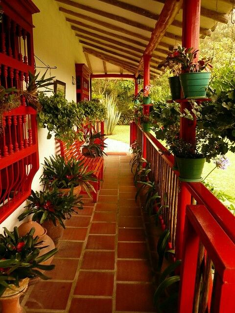 ¡¡¡¡CORREDOR FINCA COLOMBIANA!!! https://www.HotelTravelVacation.com