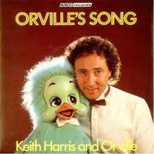 Orville the Duck - 'I wish I could fly' #80s #90s