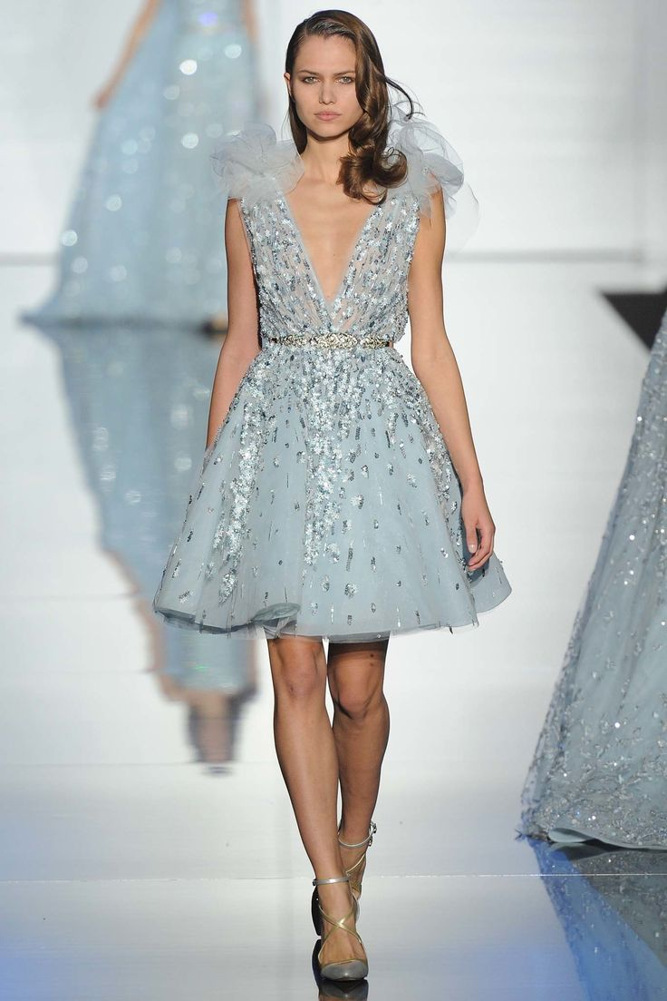605 best Zuhair Murad images on Pinterest | High fashion, Evening ...