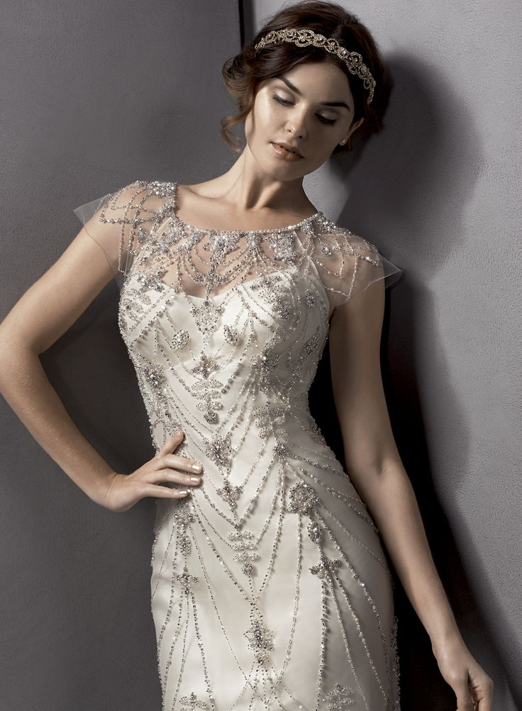 Evelina - by Sottero & Midgley - I Do Too Bridal in Plymouth - look at the other dresses in this collection!
