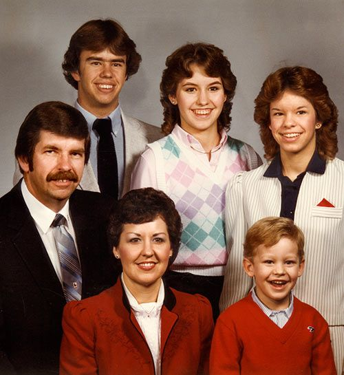 The Meyer family | 40 years of ministry ... Joyce & Dave ...