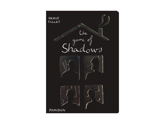 Kniha Hra se stíny - The Game of Shadows