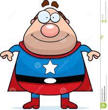 Resultado de imagen para papa super heroe