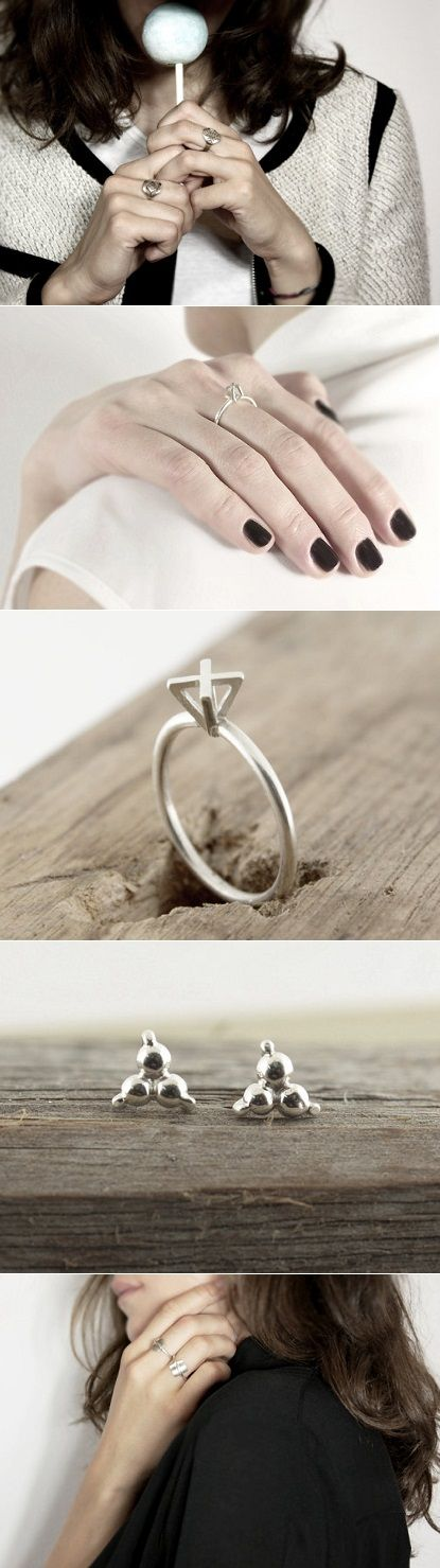 Today's giveaway is from bePArt Studio , a Slovakian based jewelry shop that makes me swoon. All of bePArt designs are full of minimalistic...
