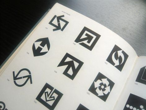 Trademarks & Symbols Volume 2: Symbolical Designs | designers books
