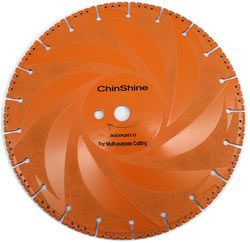 Top Quality General Purpose Diamond Blade for Fire Rescue and Iron Cutting