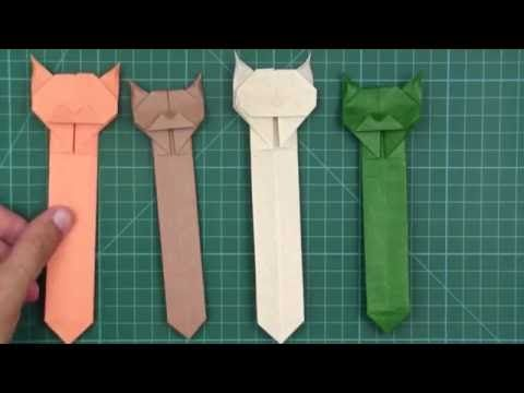 25 Best Ideas About Origami Bookmark Paper