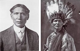 Ohiyesa of the Santee Dakota Sioux (The Winner), Indian name for Charles Alexander Eastman , first named Hakadah (the Pitiful Last One) | Great Thoughts Treasury