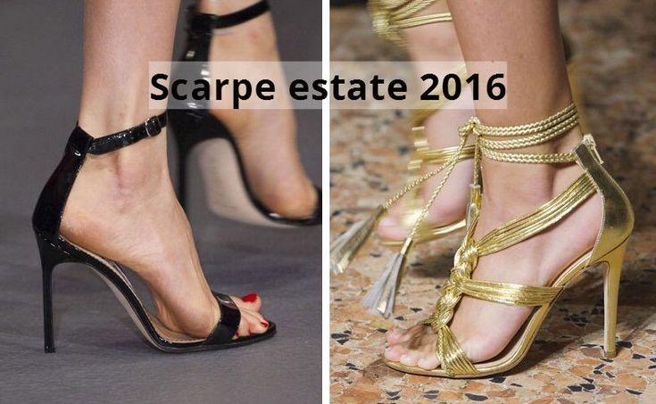 Modelli scarpe estive donna: dai colori alla comodità - http://www.wdonna.it/scarpe-estive-donna/77784?utm_source=PN&utm_medium=WDonna.it&utm_campaign=77784