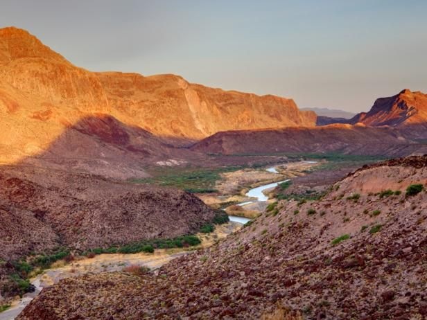 Welcome to God's country! Explore the natural beauty of Big Bend National Park, gaze at the stars from McDonald Observatory and make a trip to Midland, TX, to see the childhood home of former US President George W. Bush.