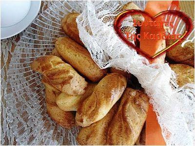 ΣΥΝΤΑΓΕΣ ΤΗΣ ΚΑΡΔΙΑΣ: Πασχαλινά κουλουράκια πορτοκαλιού