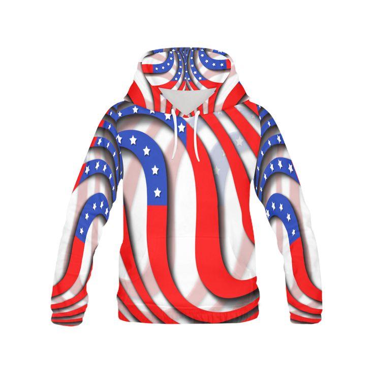 Flag of United States of America Men