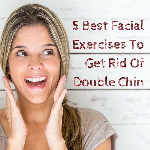 how to get rid of chubby cheeks and double chin