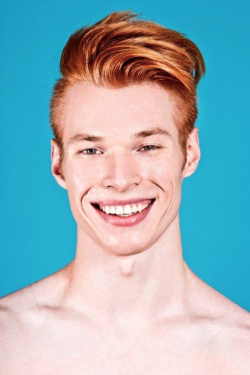 These Models End Any Debate Over Whether Ginger Men Are -4687