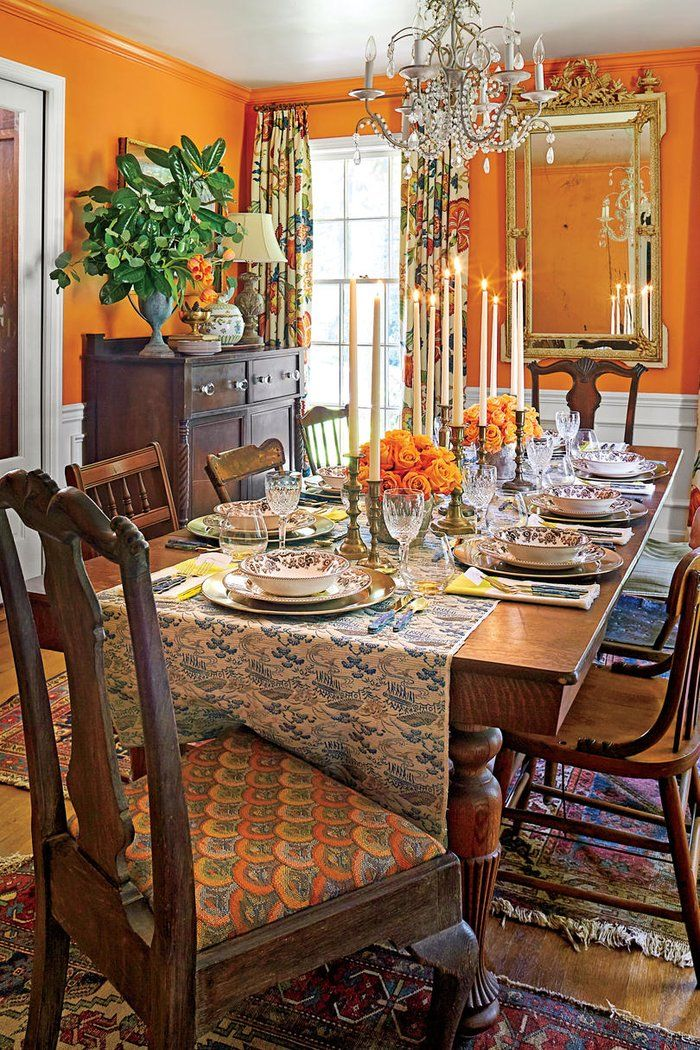 Image Result For Southern Living Thanksgiving Table Settings Home Decor Styles Dinner Table Decor Thanksgiving Table Settings