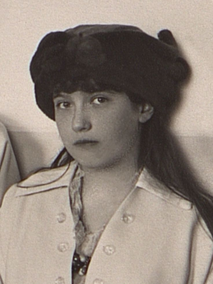 Grand Duchess Anastasia Nikolaevna of Russia (1901–18)