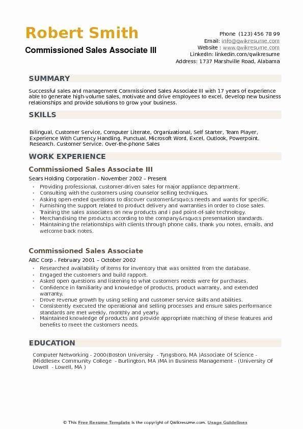 23 Retail Sales Associate Resume Example In 2020 Good Resume