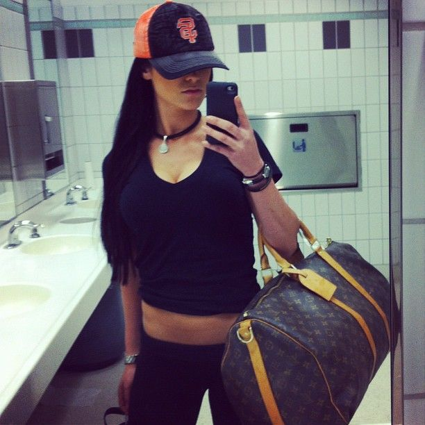 Airport Swag Goin To Shoot W/ @mikebyerlyphoto Can't Wait