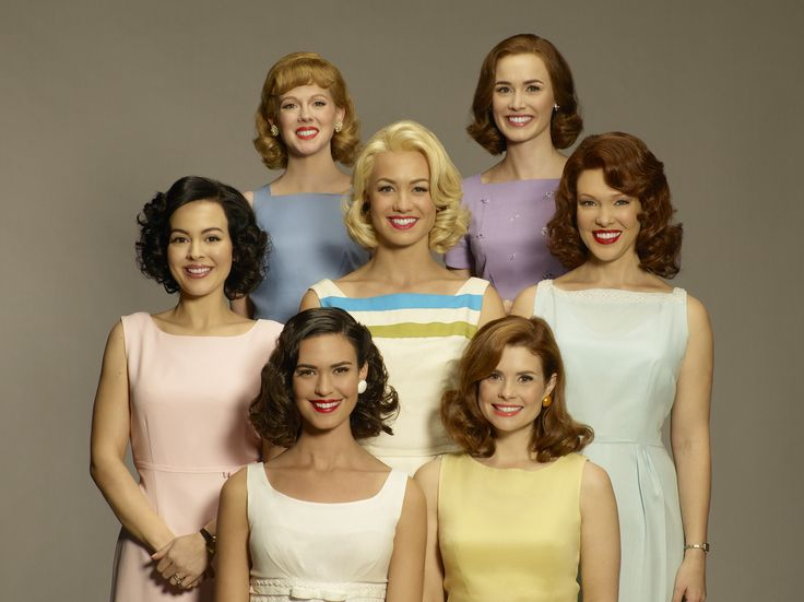 1000+ images about Astronaut Wives Club '60s Fashion on ...