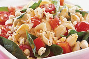 One-Pot Primavera Pastas recipe: Pasta Ideas, One Pots Wonder, Primavera Pasta, One Pots Pasta, Kraft Recipes, Pasta Recipes, One Pots Primavera, Pasta Dinners, Pasta Primavera