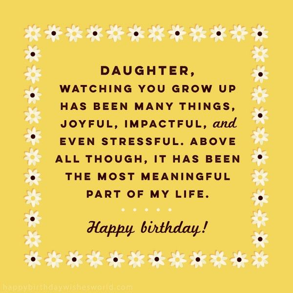 Funny Birthday Wishes For Daughters Boyfriend