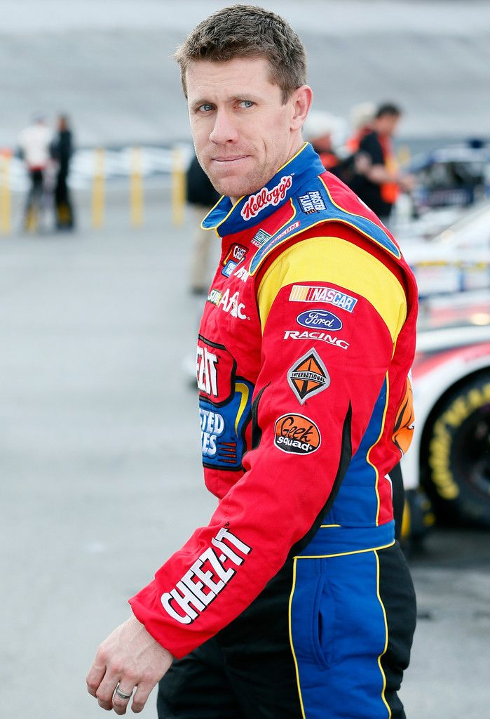 Carl Edwards Photo - Bristol Motor Speedway - Day 3