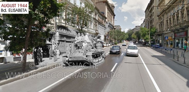 București, 31 august 1944 (Galerie FOTO)  Data de 31 august 1944 rămâne ca fiind unul dintre reperele istoriei Bucureștiului. În urmă cu exact 71 de ani, Armata Roșie intra în București, oraș în care în perioada 24 – 30 august 1944 s-au desfășurat lupte între forțele germane care voiau să ocupe orașul și trupele române.