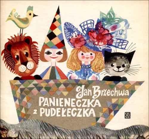 """""""Panieneczka zpudełeczka"""" - Jan Brzechwa, Danuta Imielska-Gebethner"""