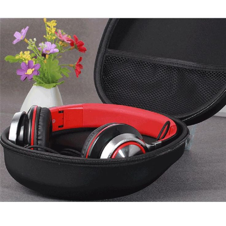 Hard Carrying Headphone Case Zippered Storage Box Pouch For Beats PRO