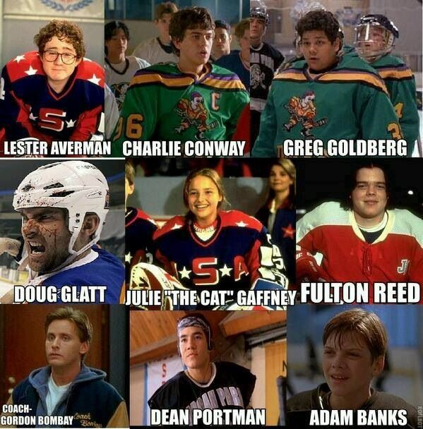 32 best the mighty ducks images on pinterest 90s movies