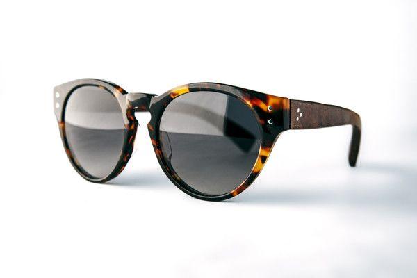 Exstel Tortoise #woodensunglasses