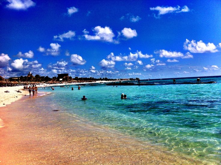 Total paradise in Mexico. Akumal is gorgeous