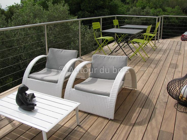 25  best ideas about construction terrasse on pinterest ...