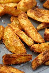 """Potatoes comme chez Ronald  un vrai succès chez moi ce soir, à mettre dans les """"classiques"""""""