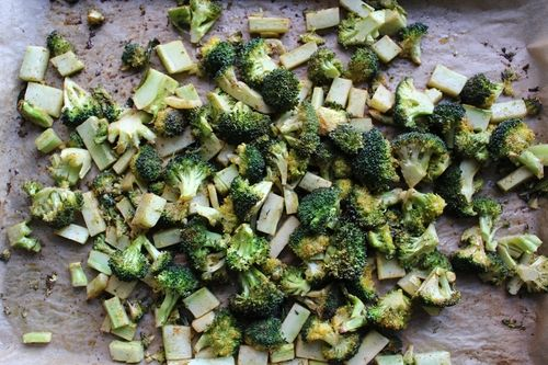 my favorite way to eat broccoli (Crunchy Radish) | Chili, Blog and ...